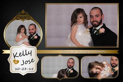 Jose & Kelly Wedding 10-23-15