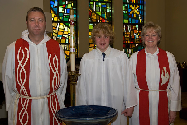 Good Shepherd Lutheran Confirmation 2008