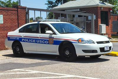 USCG Police