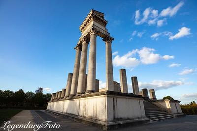 2018 Germany Xanten Roman Ruins