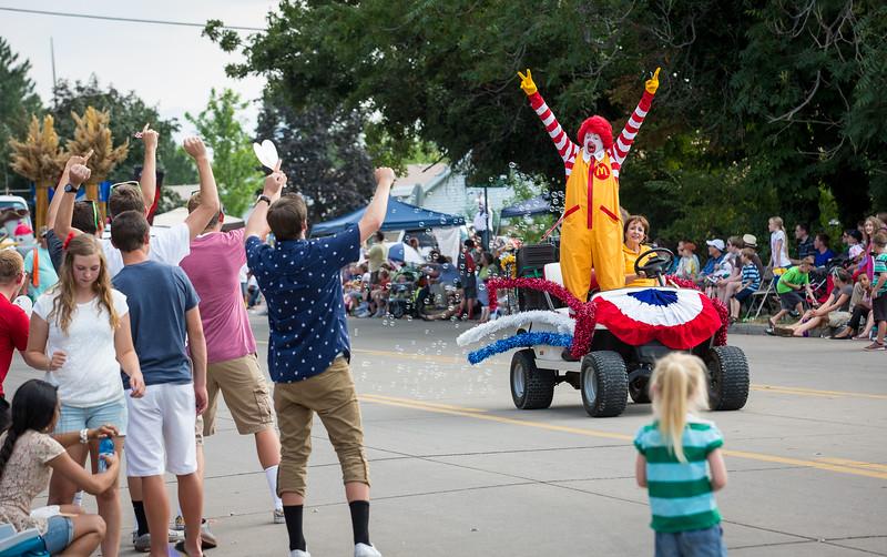 Davis County Parades - July 2014