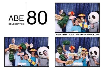 Abe's 80th @ McLoone's