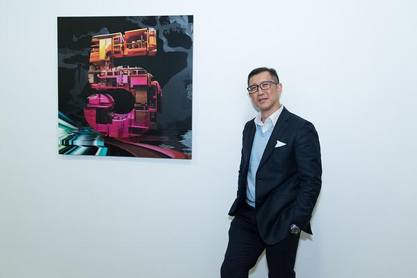 Porträtt i kontorsmiljö - CEO Magazine CHINA