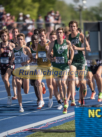 NCAA II 5K Men