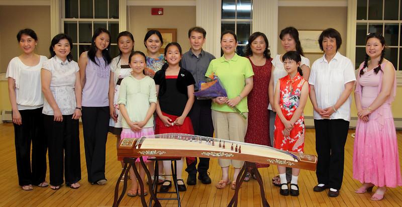 2010-06-05 Guzheng Students Recital