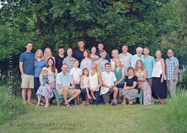 John's Family Reunion 2018