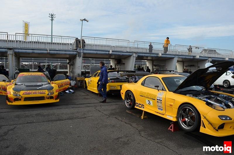 pan speed tsukuba circuit