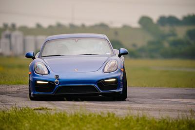 6 Porsche Cayman