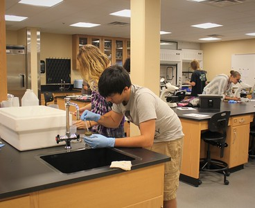 Environmental Science Lab July 2019