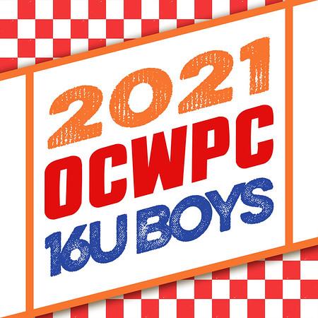 OCWPC 2021 - 16U Boys