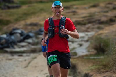 Snowdonia Trail Marathon - Ultra at Snowdon Descent 56K