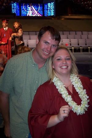 Megan Bassett Graduation