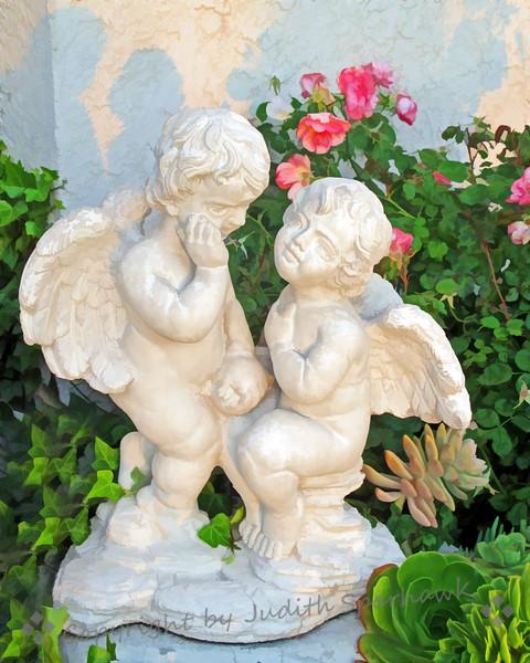 Telling Angelic Secrets