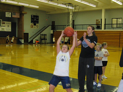 W Basketball Oct. 25th