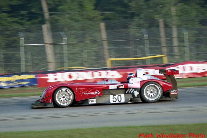 ..Panoz LMP-1 Roadster S #005 (Reynard) - Elan