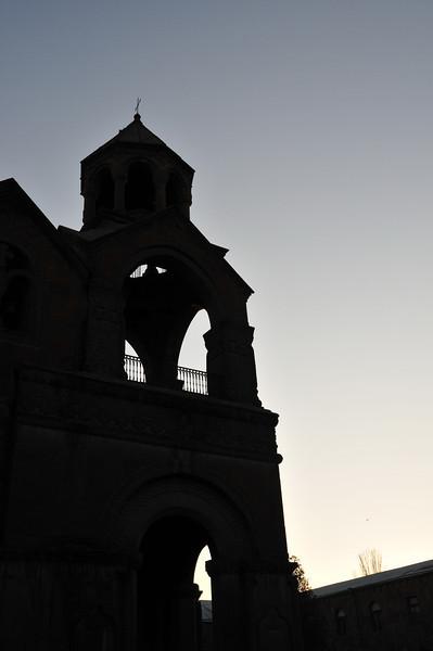 081214 0124 Armenia - Yerevan - Assessment Trip 03 - Church from 300 AD ~R.JPG