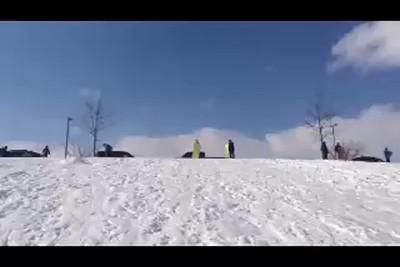 02/14/14 Sledding Videos