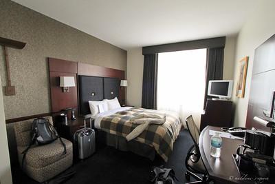 Washington D.C. - Club Quarters Hotel