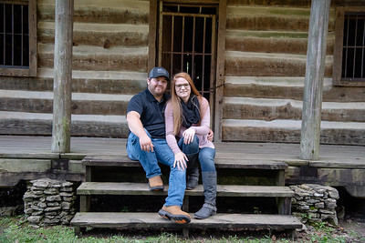 Whitney Penson {Engagement} 2018