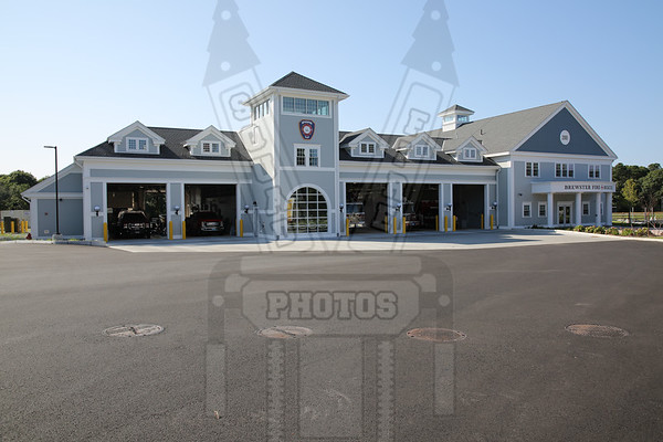 Cape Cod firehouse's