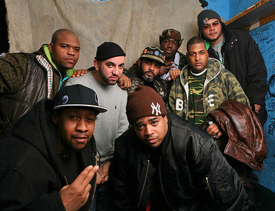 The Lunchroom: Large Pro, Skyzoo, Sputnik Brown, Chip Fu and special guests.