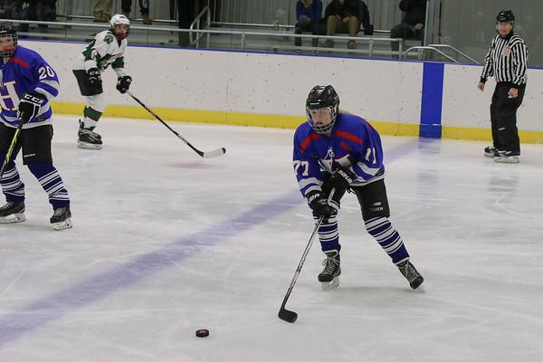 Girls' JV Hockey vs. New Hampton School   January 20