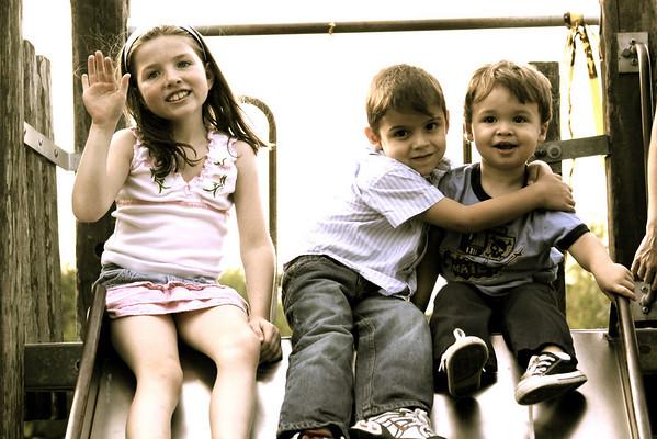 Cousins Nov. 2009