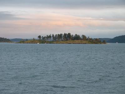 Yellow & Jones Island (April 2013)