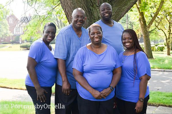 Stringer Family Portraits