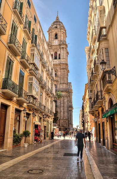 Old  Cathedral  Malaga