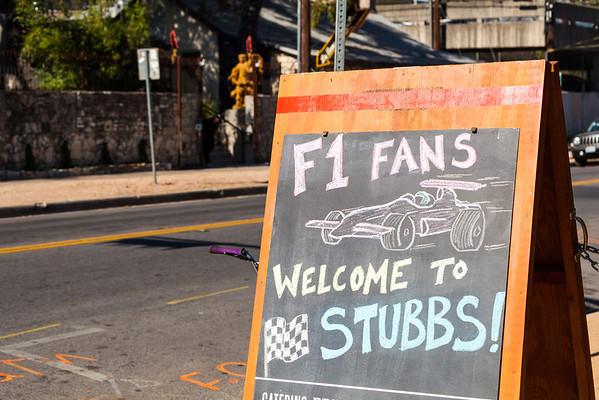 F1 Austin 2012