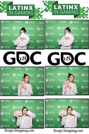 Women in gaming GDC18
