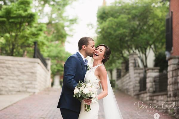 McKenzie and Lee's Wedding Day 2019