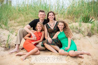 Hays Family Beach Portraits