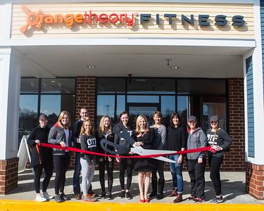 OrangeTheory Fitness  2/9/18