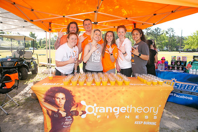 Orange Theory Fitness Brunch and Burn 5k