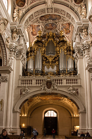 St. Stephen's Cathedral Passau, Germany
