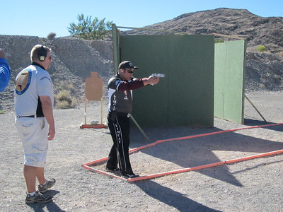 USPSA Ltd/Prod Nationals 2012