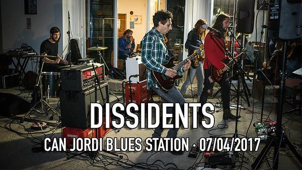 DISSIDENTS - CAN JORDI