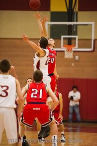 Basketball SHS vs Maple Mt 1-31-2012