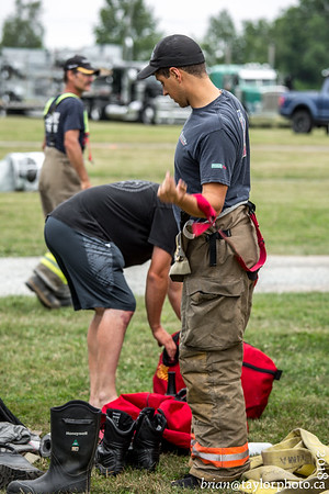 Duty Pumper Relay, July 21, 2018