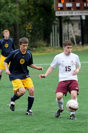 Varsity soccer vs. Penn Charter