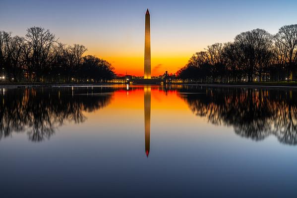 Washington D.C. Monuments