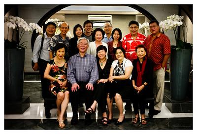 Hu's 40th Anniversary