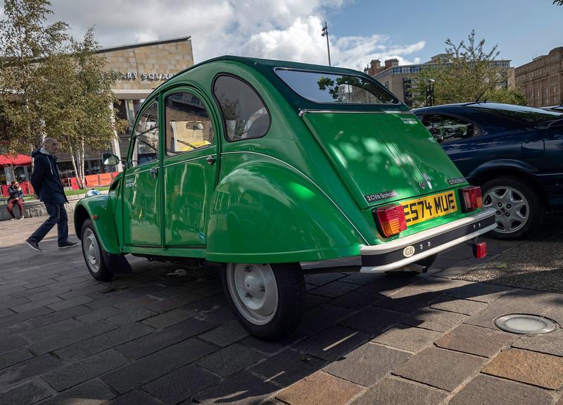 1987 Citroën 2CV6 'Bamboo'