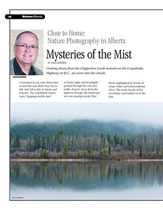 Mysteries of the Mist