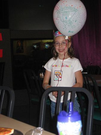 Zoe's 8th Birthday
