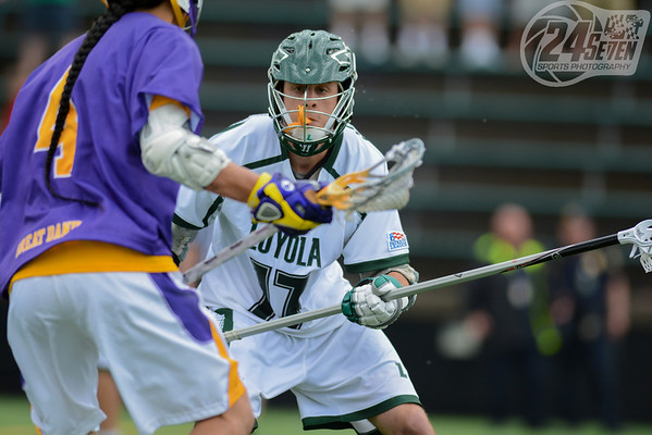 Albany at Loyola: NCAA Tournament Opening Round 05-10-2014