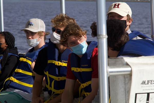 Oceanography Trip to ACE Basin