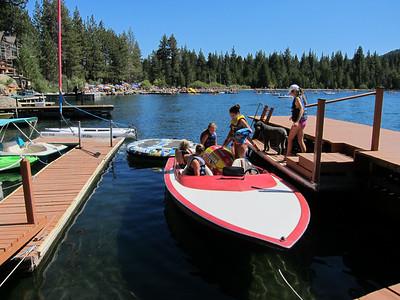 Campo XC at Donner Lake